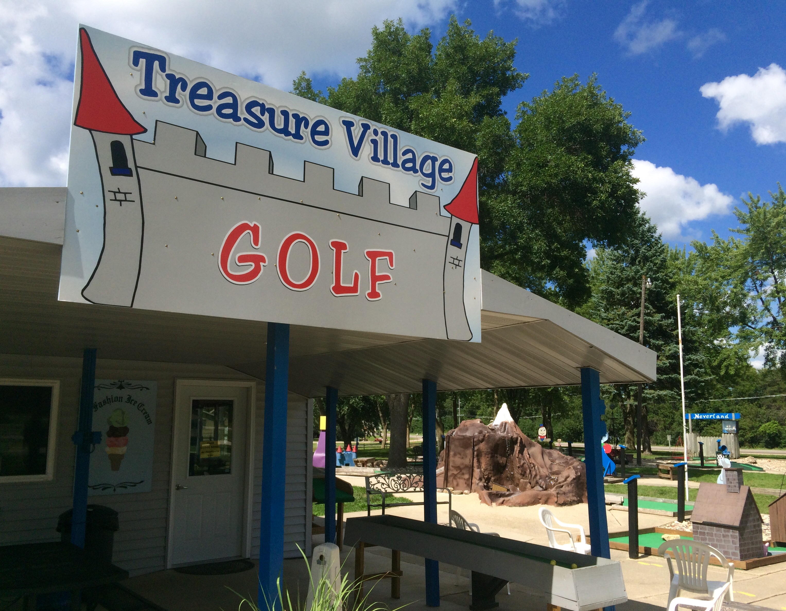 Treasure Village Mini-Golf