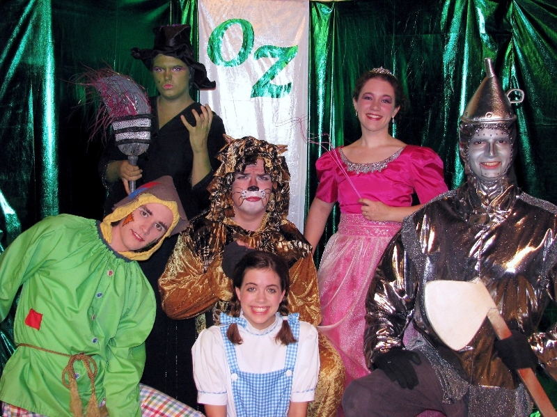 2008 Wizard of Oz