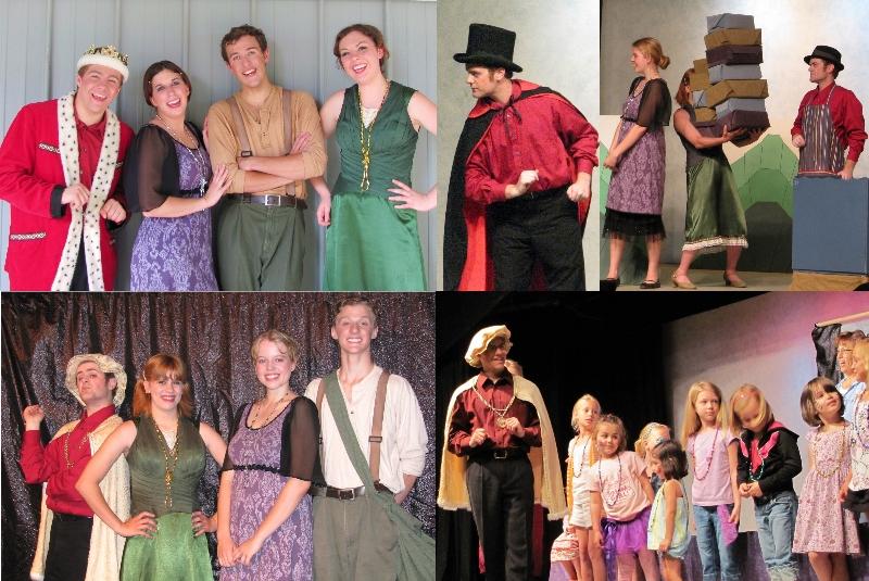 2011 Twelve Dancing Princesses
