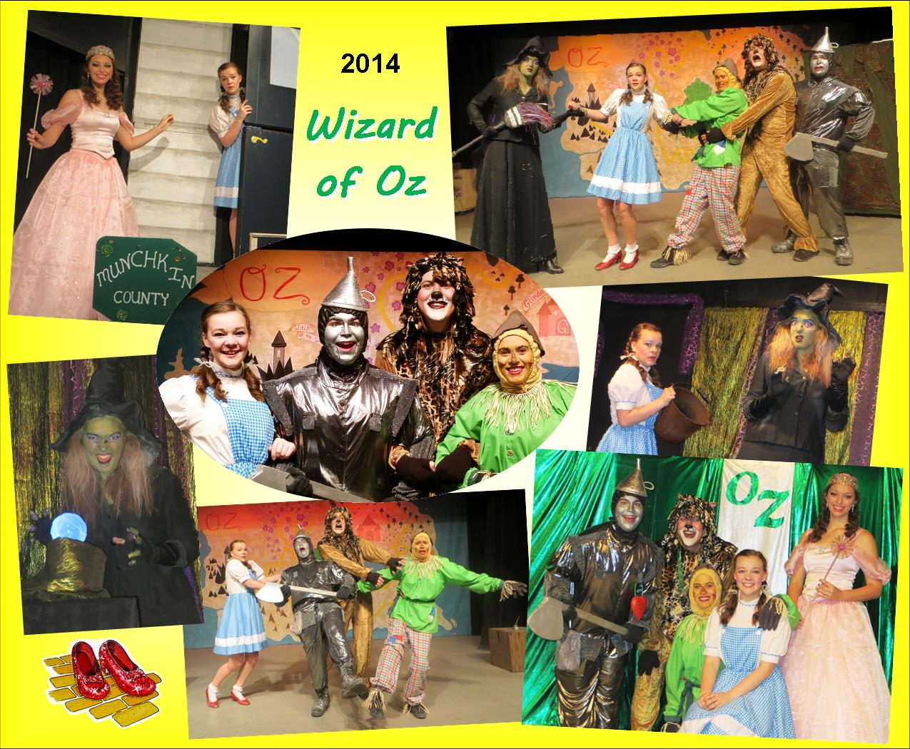 2014 Wizard of Oz