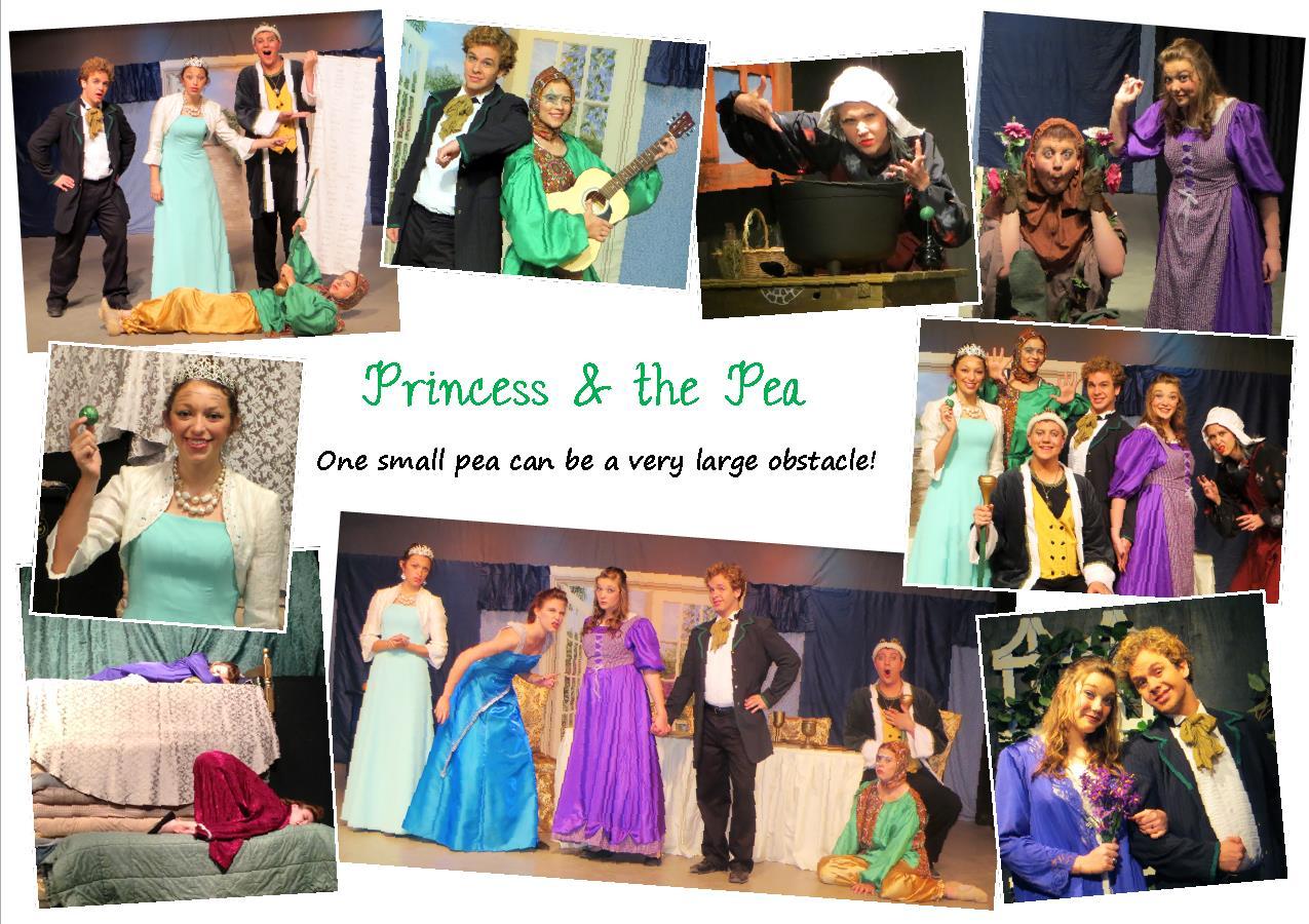 2014 Princess & the Pea