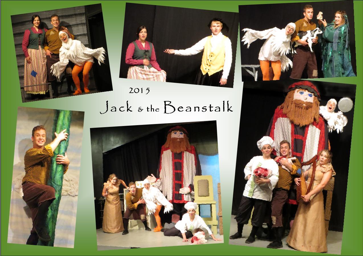 2015 Jack & the Beanstalk