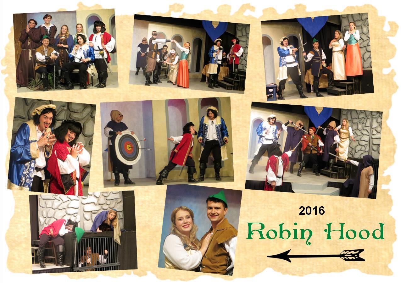 2016 Robin Hood