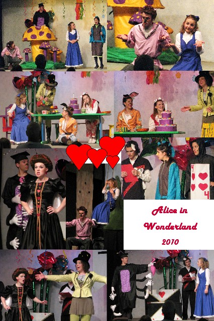2010 Alice in Wonderland