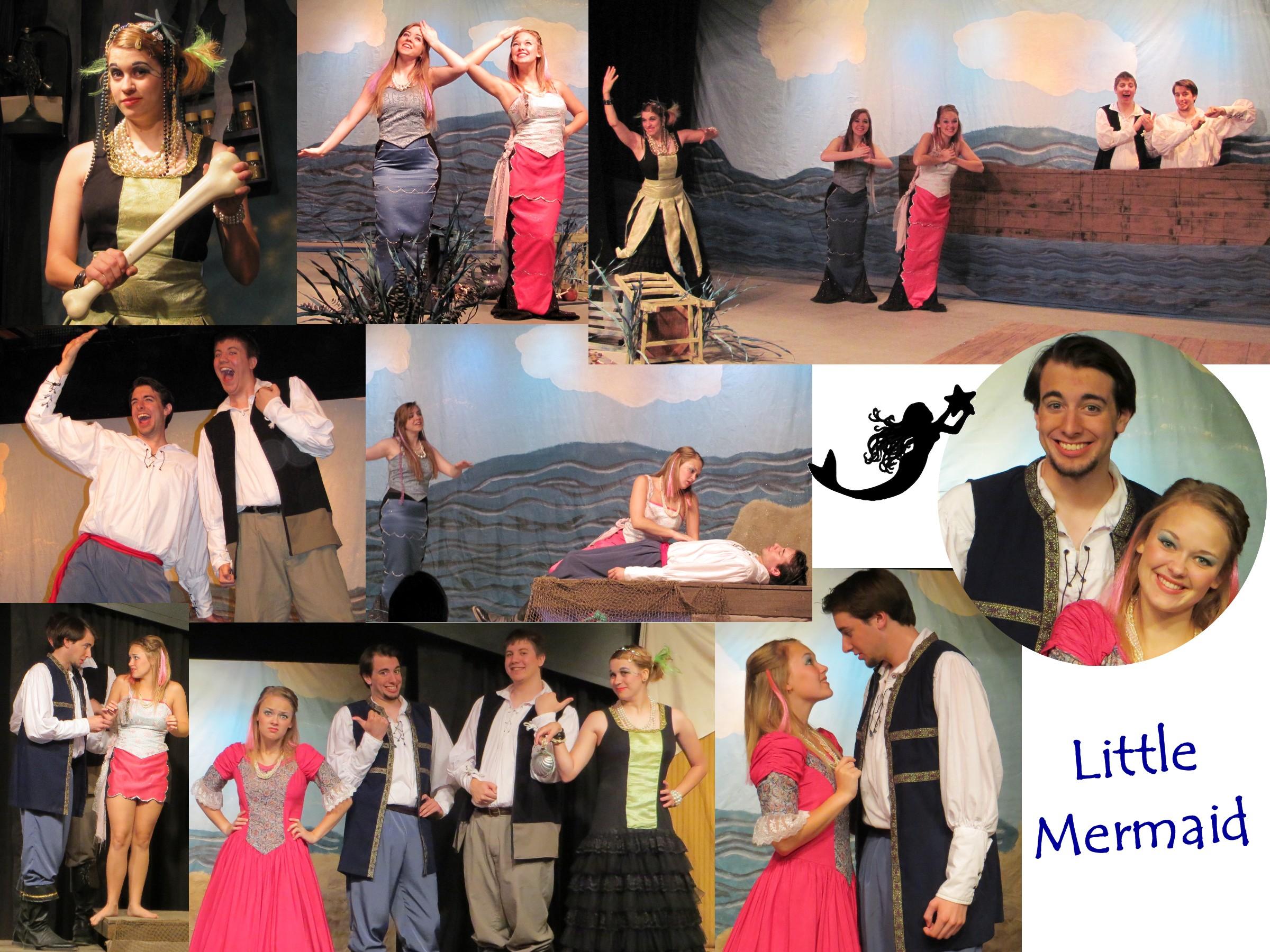 2012 The Little Mermaid