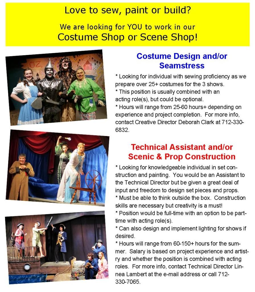 Tech Costume Ad